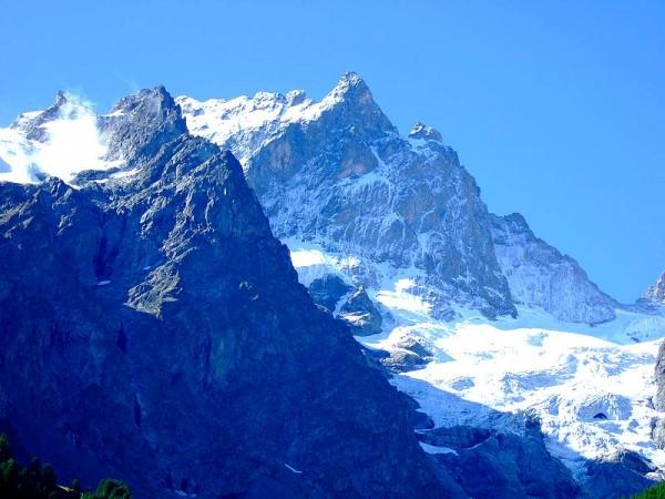 Grand Pic et Glaciers de la Meije - Tour de la Meije