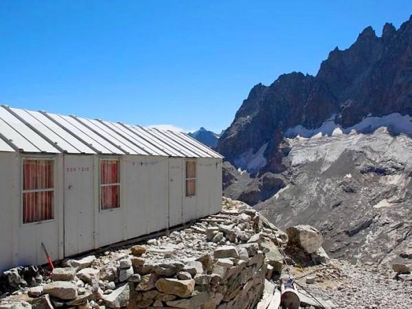Refuge du Pavé - Tour de la Meije