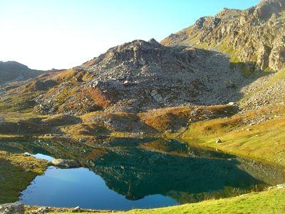 Photo Miroirs des Alpes du Sud