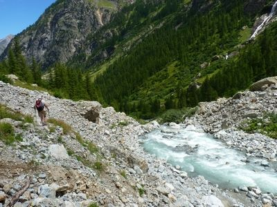 Photo Le Tour des Ecrins
