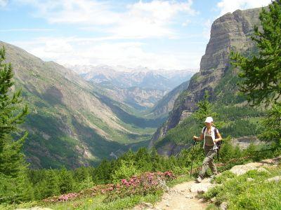 vallée Galciaire de Freissinères (en U)