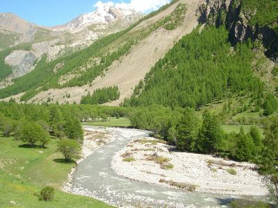 Photo Lacs de haute Ubaye