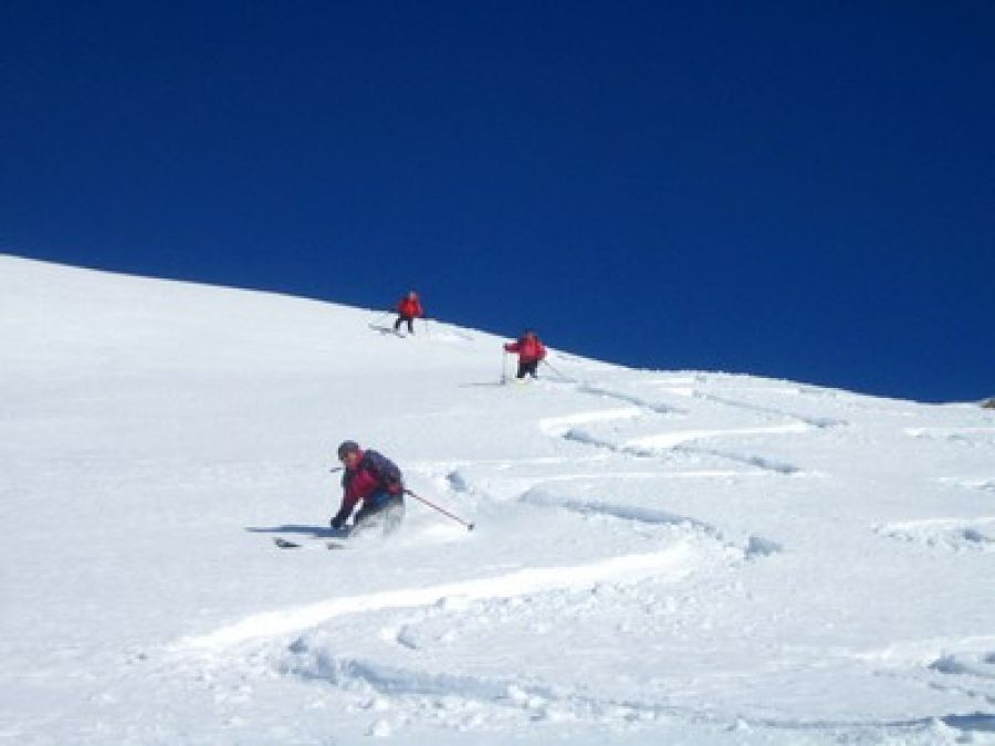 Découverte du ski de rando et SPA