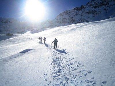 Photo Découverte du ski de rando et SPA