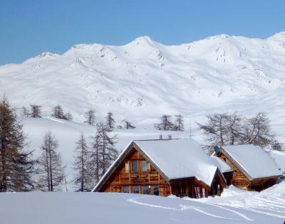 Nuit en refuge de Montagne - Découverte du raid à ski de randonnée dans les Alpes du Sud
