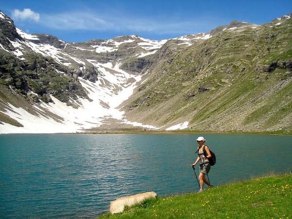 Lac Palluel vallée de Freissinières