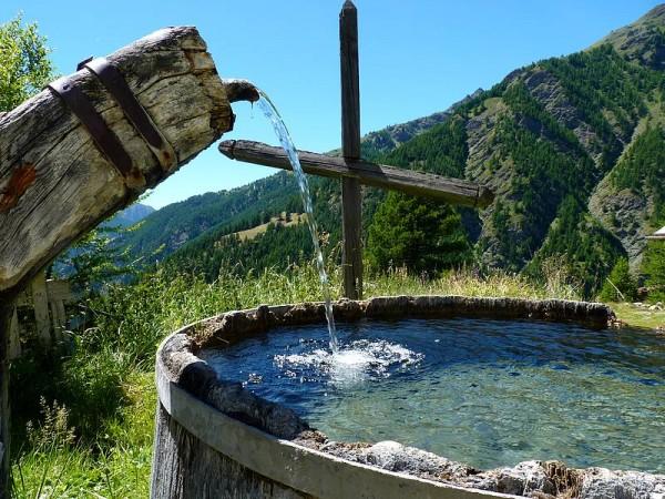 Fontaine Queyrassine