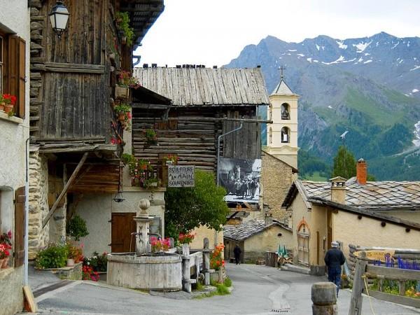 Village de Saint-Véran (2020 m) - Queyras