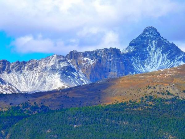 Pic de Rochebrune (3320 m) second sommet du Queyras
