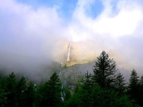 Cascade de Stroppia - Haut Val Maira