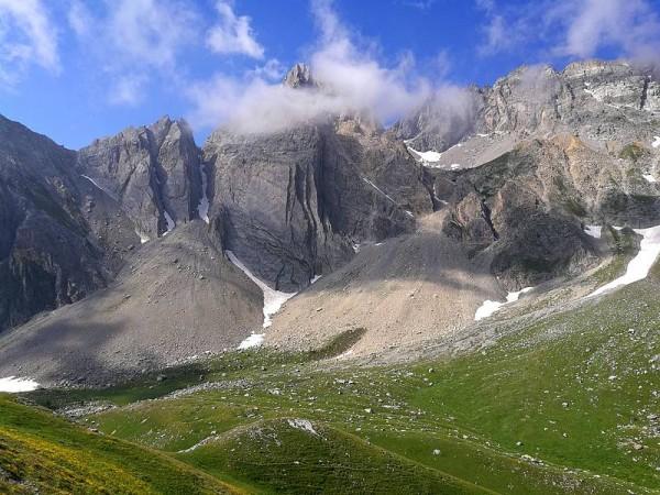 Montagnes du Haut Val Maira