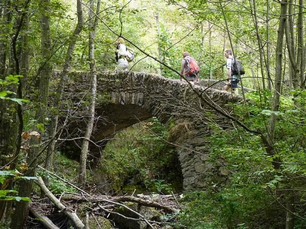 Pont Médiéval Val Maira