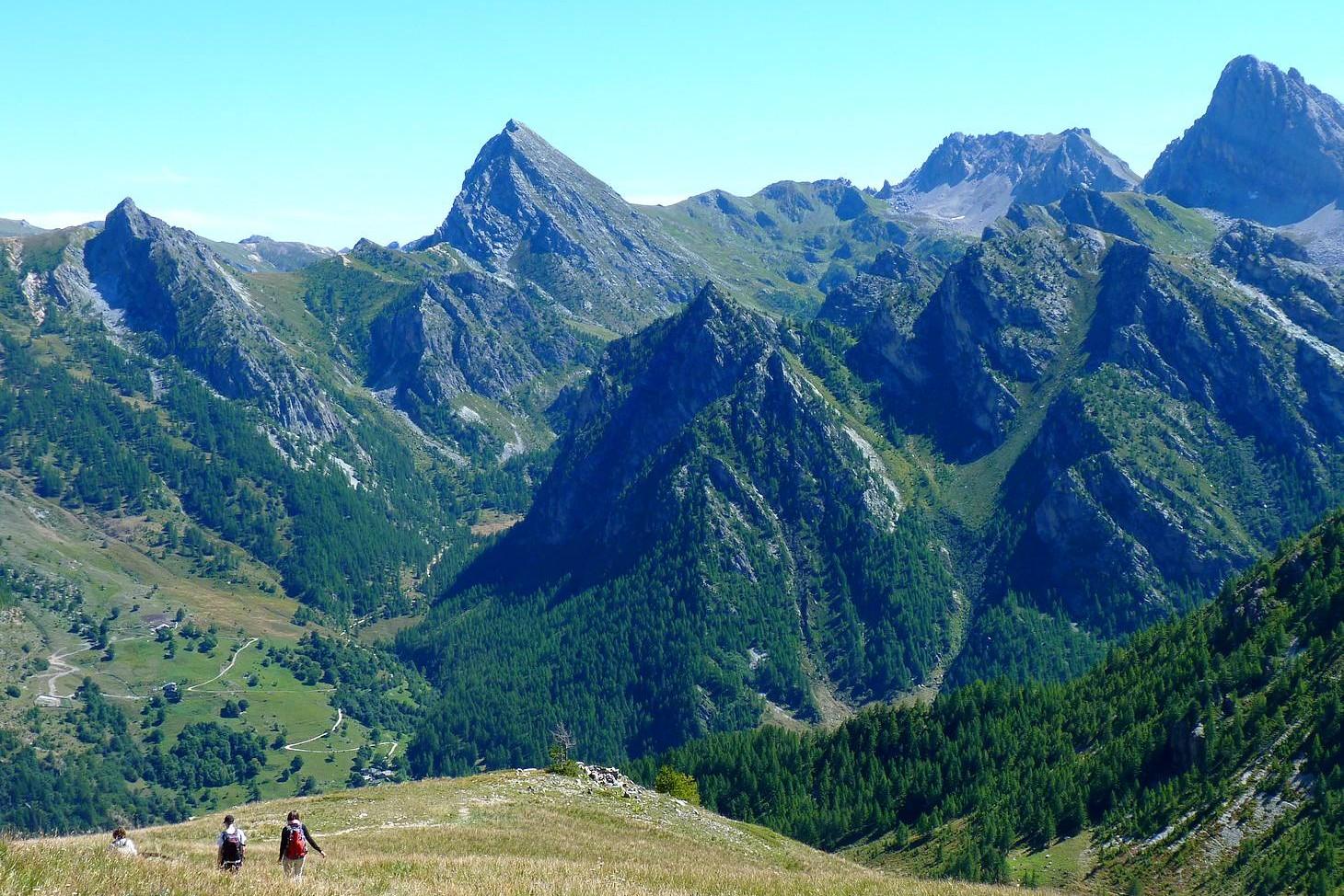 Sentier Occitan - Val Maïra - 5 ou 6 jours de rando