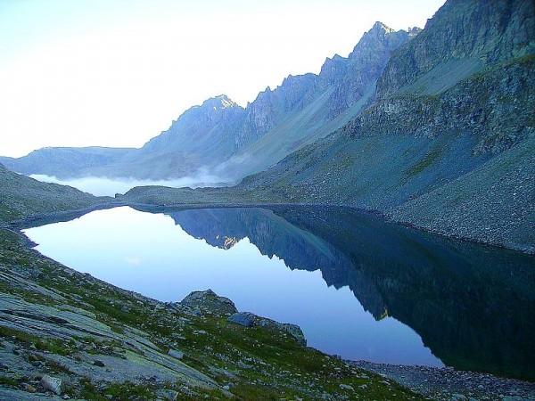 grand lac du Viso