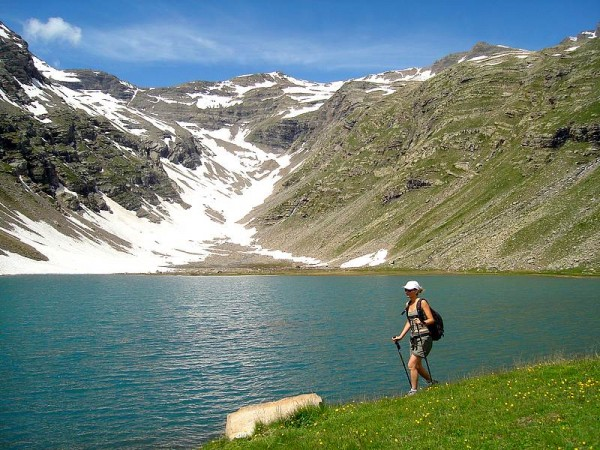 Lac Palluel - Parc National des Ecrins