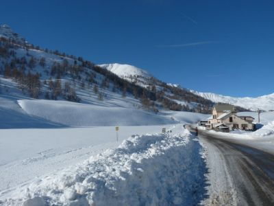 Refuge Napoléon (Col de Vars) Raquettes - Multi-activité Famille dans les Hautes-Alpes