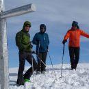 INITIATION SKI DE RANDO SAINT VERAN  - 22 au 26 Février 2016