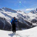 Grande Traversée des Alpes du Sud / Larche-Briançon - 5 au 10 mars 2017