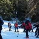 rando raquette vallée de la Clarée du 3 au 8 mars 2019