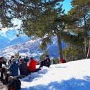 Groupe Jean - 11 au 18 janvier 2020 - Raquettes et Balnéo - Monetier les Bains