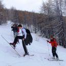 Ski de randonnée - Découverte à Ristolas - du 4 au 7 mars 2013