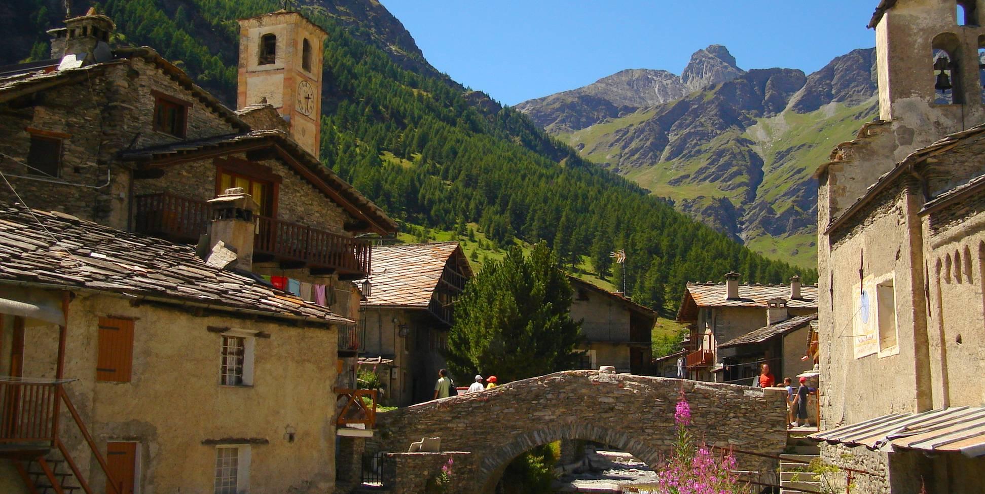Trekking et randonnée été Piémont Italien