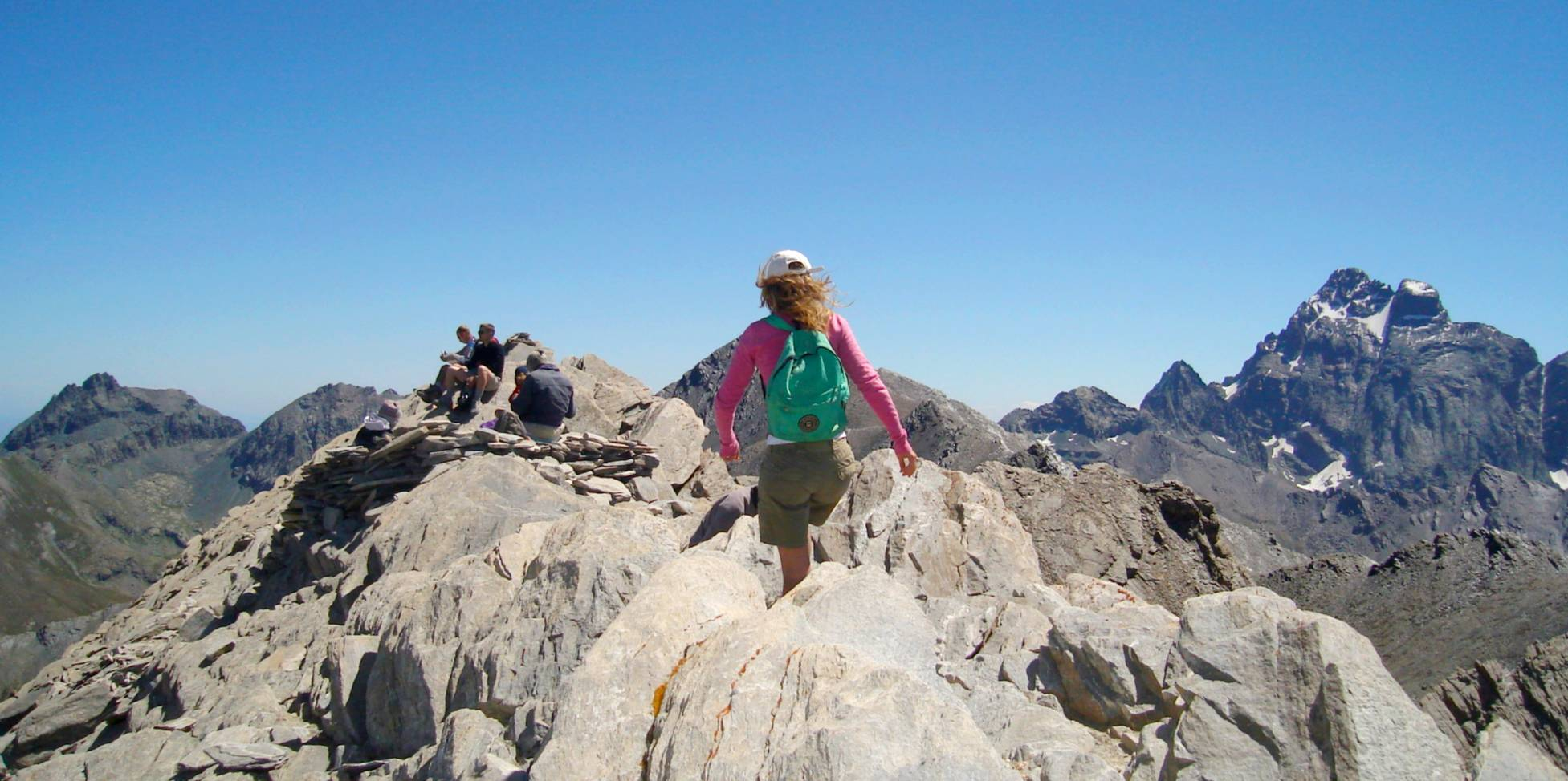 Trekking sans guide Parc Queyras