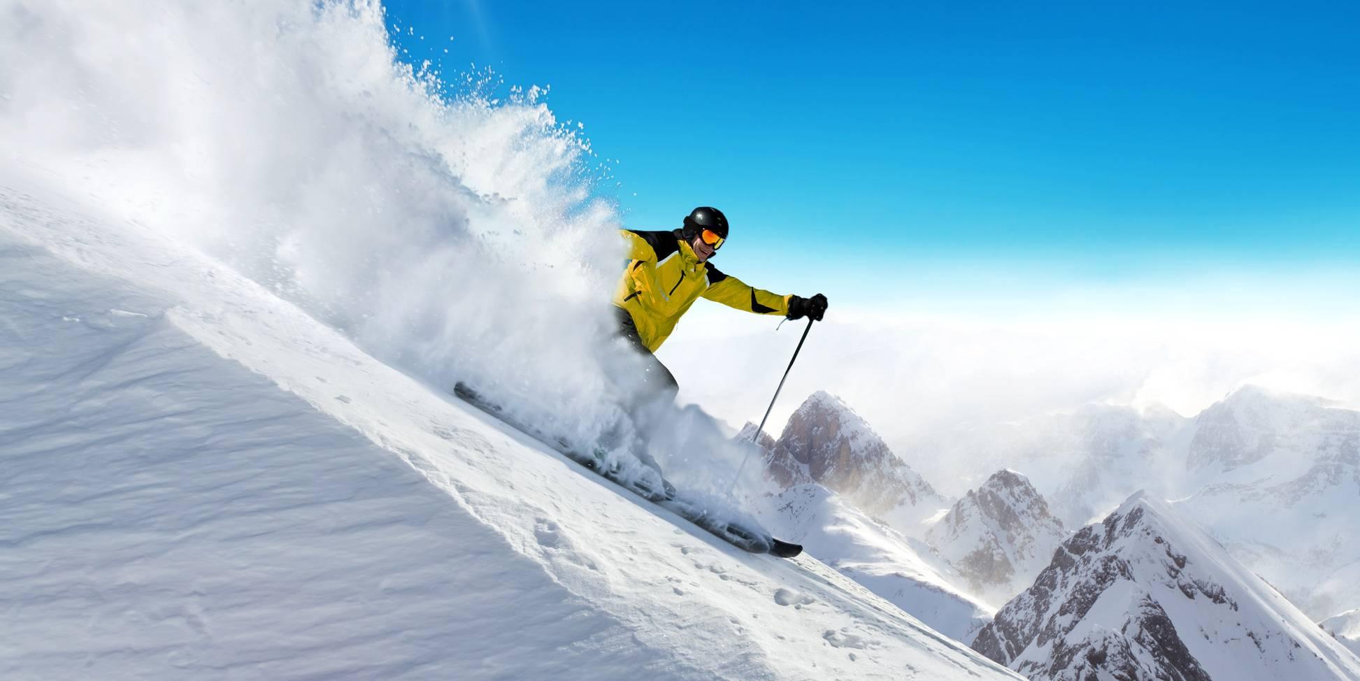 Raids et stages à ski confirmés