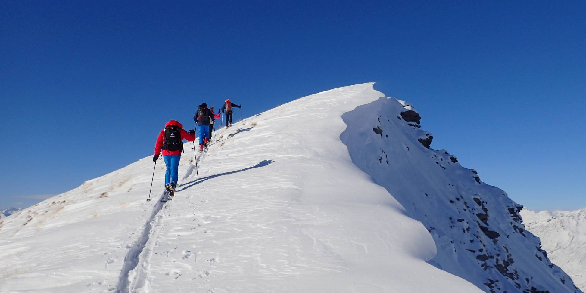 Séjours de decouverte du ski de rando