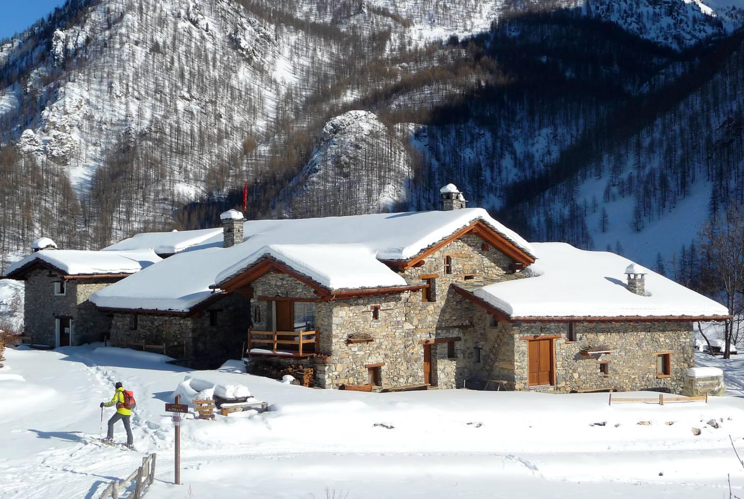 Séjours Ski de Randonnée Piémont italien