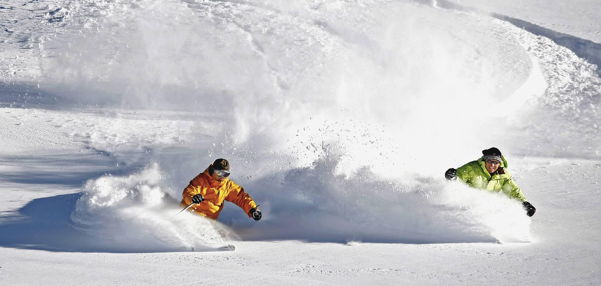 Sejours ski de rando parc du Queyras