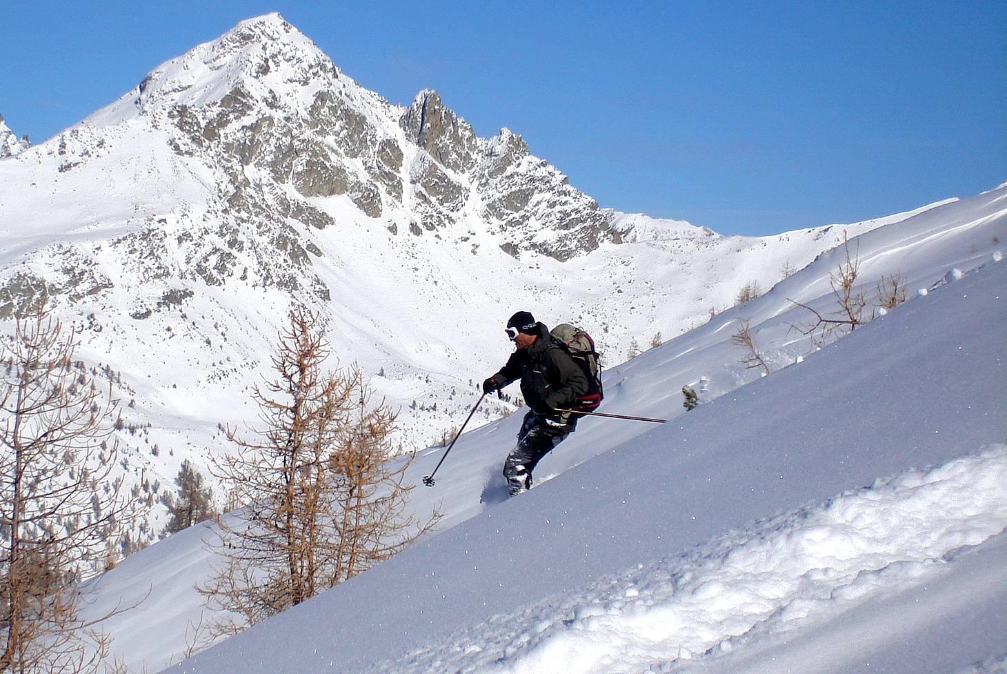 Sejours ski de rando parc du Queyras Bonne forme